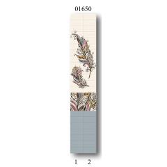 "01650 Дизайн-панели PANDA ""Шарм"" Панно 2 шт"