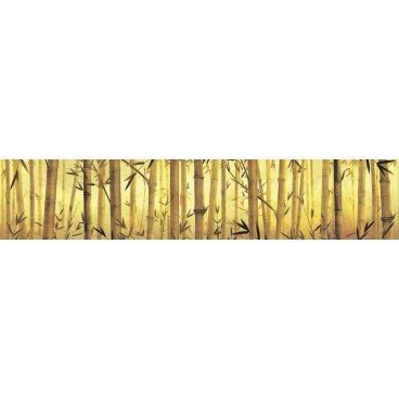 "Кухонный фартук АБС ""Заросли бамбука"""