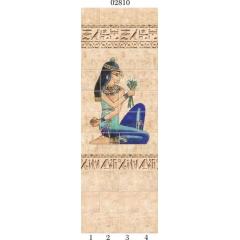 """02810 Дизайн-панели PANDA """"Египет"""" Панно 4 шт"""
