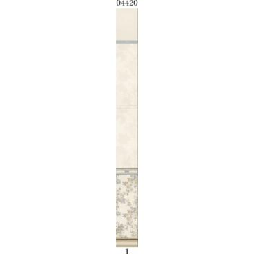 "04420 Дизайн-панели PANDA ""Классика"" Фон 1 шт"