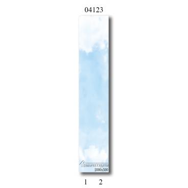 """04123 Дизайн-панели PANDA """"Небо"""" Фон 2 шт"""