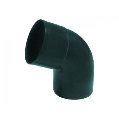 """Отвод водосточной трубы ПВХ """"MUROL"""" 67 гр. 80 мм, зеленый"""