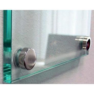 Защитное стекло для фартука прозрачное 600*600*4 мм