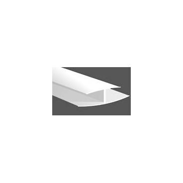 Соединительный профиль для панелей ПВХ
