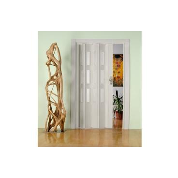 """Дверь - гармошка """"Фаворит"""". Цвет Серый ясень"""