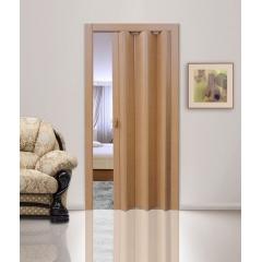 """Дверь - гармошка """"Стиль"""" цвет бук темный"""