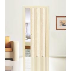 """Дверь - гармошка """"Стиль"""". Цвет Дуб беленый"""