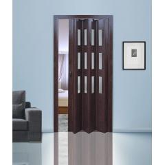 """Дверь - гармошка """"Фаворит"""". Цвет Венге"""