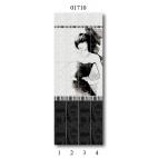 """01710 Дизайн-панели PANDA """"Париж"""" Панно 4 шт"""