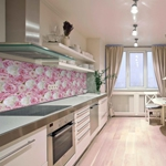 Кухонные фартуки ABC термоперевод