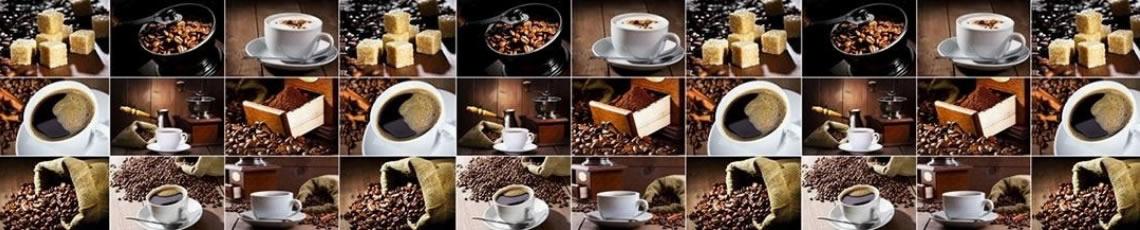 Кухонный фартук АБС Кофе