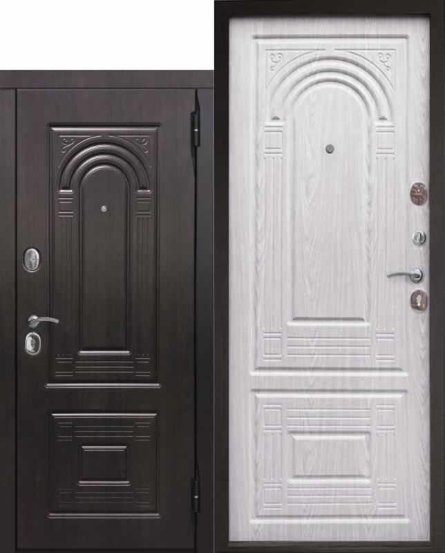 Входная дверь Флоренция винорит
