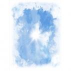 "Плафон потолочный ПВХ LUX ""Небо"" (панно, 8 панели)"