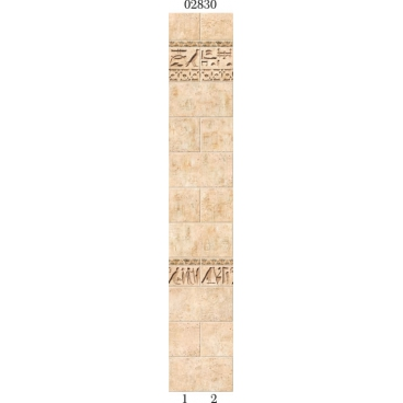 "02830 Дизайн-панели PANDA ""Египет"" Фон 2 шт"
