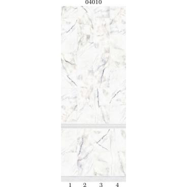 """04010 Дизайн-панели PANDA """"Белый мрамор"""" Фон 4 шт"""