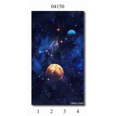 "04150 Дизайн-панели PANDA ""Космос"" Панно 4 шт"