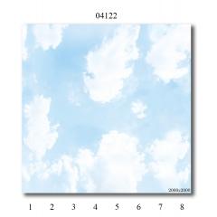 """04122 Дизайн-панели PANDA """"Небо"""" Панно 8 шт"""