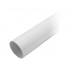 "Труба водосточная ПВХ ""MUROL"" 100 мм, белая, 3 м."