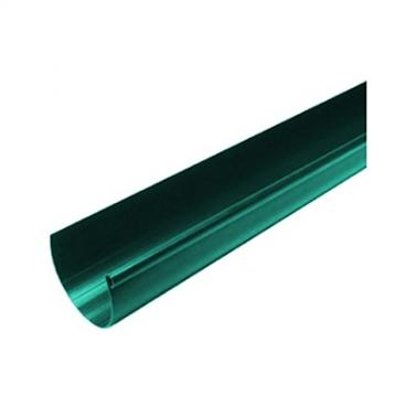"""Желоб водосточный ПВХ """"MUROL"""" 130 мм, зеленый, 2 м."""