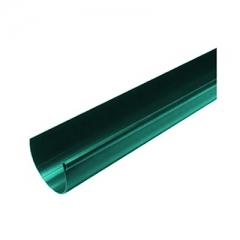 """Желоб водосточный ПВХ """"MUROL"""" 130 мм, зеленый, 3 м."""