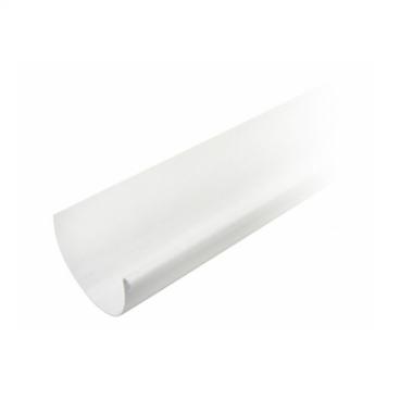 """Желоб водосточный ПВХ """"MUROL"""" 130 мм, белый, 2 м."""