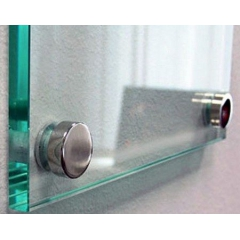 Защитное стекло для фартука прозрачное 900*600*4 мм