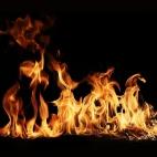 """Защитное стекло """"Пламя"""" 600*600*4 мм"""