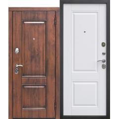 9,5 см Вена Винорит Патина Белый матовый (860) левая (уценка)