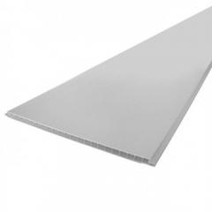 Панель ПВХ Белая глянцевая 8х250х2700 мм
