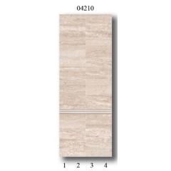 """04210 Дизайн-панели PANDA """"Травертин"""" Фон 4 шт"""