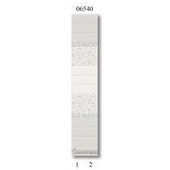"06540 Дизайн-панели PANDA ""Эдем"" Фон 2 шт"
