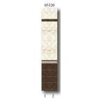 "05320 Дизайн-панели PANDA ""Шоколад"" Фон 2 шт"