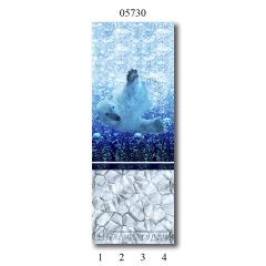 """05730 Дизайн-панели PANDA """"Атлантика"""" Панно 4 шт"""