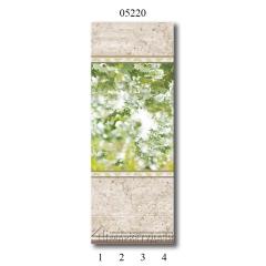 """05220 Дизайн-панели PANDA """"Панда"""" Панно 4 шт"""