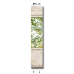 """05230 Дизайн-панели PANDA """"Панда"""" Панно 2 шт"""