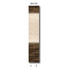 """06310 Дизайн-панели PANDA """"Вечер в Голландии"""" Фон 2 шт"""
