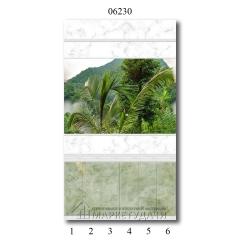 """06230 Дизайн-панели PANDA """"Тайна природы"""" Панно 6 шт"""