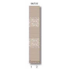 "06510 Дизайн-панели PANDA ""Эдем"" Фон 2 шт"