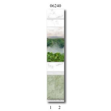 """06240 Дизайн-панели PANDA """"Тайна природы"""" Панно 2 шт"""