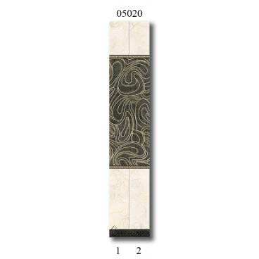 "05020 Дизайн-панели PANDA ""Арт деко"" Фон 2 шт"