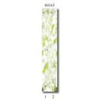 """04163 Дизайн-панели PANDA """"Листья"""" Фон 2 шт"""
