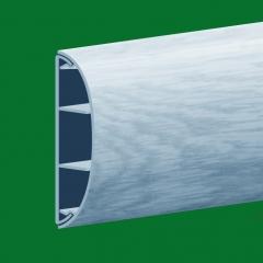 Наличник ПВХ ясень серый