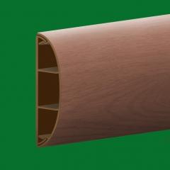 Наличник ПВХ орех лесной