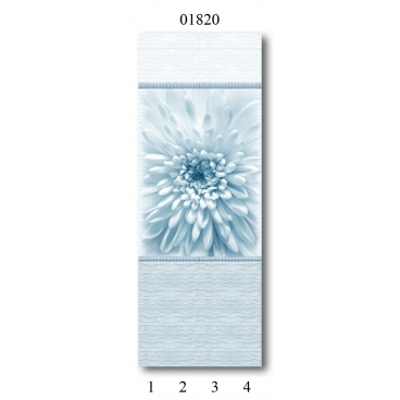 """01820 Дизайн-панели PANDA """"Гармония"""" Панно 4 шт"""