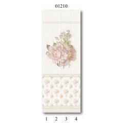 """01210 Дизайн- панели PANDA """"Прованс"""" Панно 4 шт"""