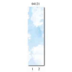 """04121 Дизайн-панели PANDA """"Небо"""" Фон 2 шт"""
