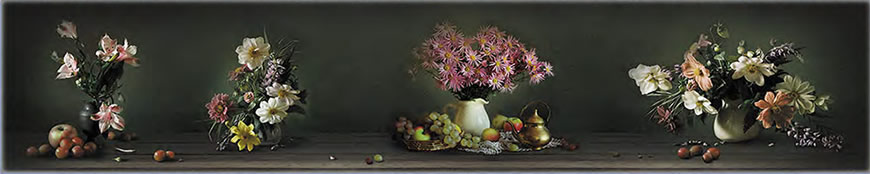 Кухонный фартук АБС Натюрморт