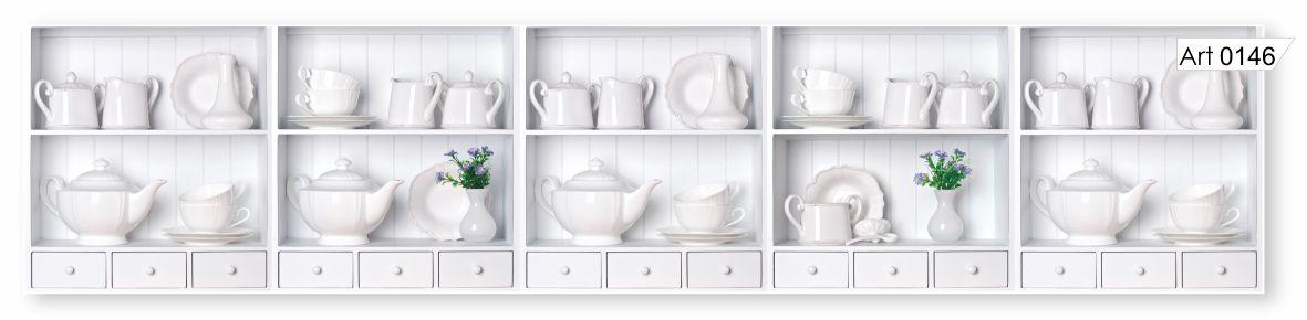 Кухонный фартук МДФ