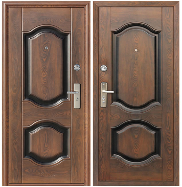 Входная дверь K550-2 860L Kaiser ФВ Петля 90